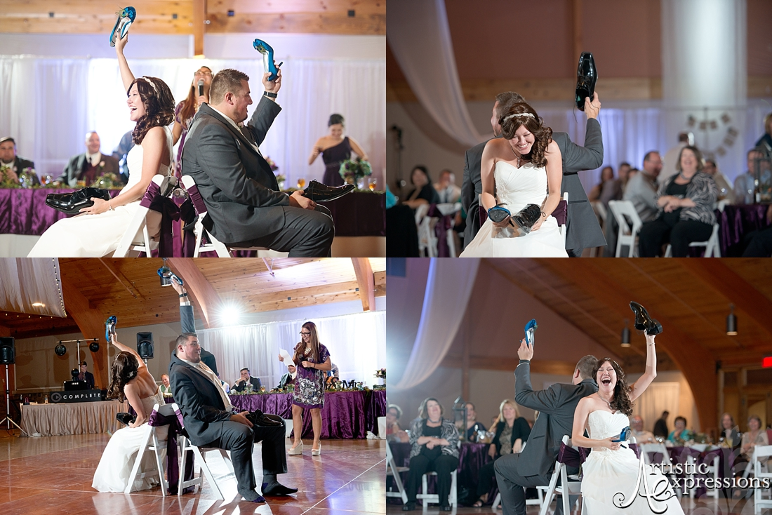 Stacy And Ryan Are Married Downstream Casino Weddings Joplin Expressions